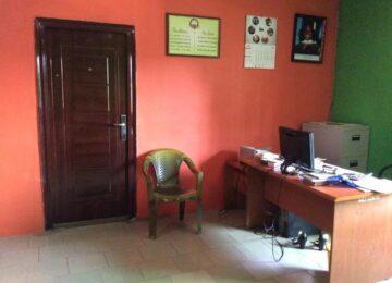 Admin Secretary's office